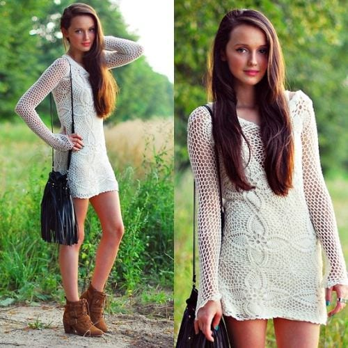 fringe-fashion-6 18 Popular Teen Girls Street Style Fashion Ideas This Season