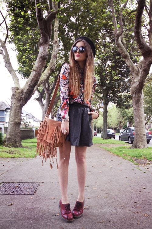 Hipster Style outfits Girls (2) - 15 Cute Hipster Outfits Ideas For Hipster Look