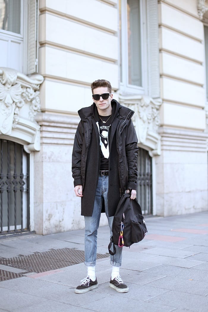 mens-high-street-fashion 15 Most Popular Casual Outfits Ideas for Men 2018