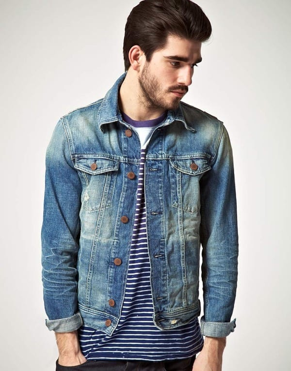 mens-jacket-types00 20 Best Men's Spring Casual Outfits Combination Ideas