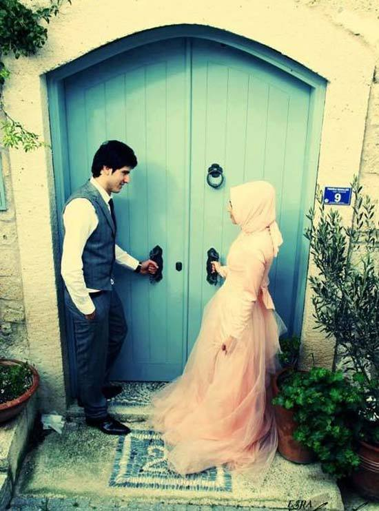 muslim-couple-107 150 Most Romantic and Cute Muslim Couples Pictures Collection