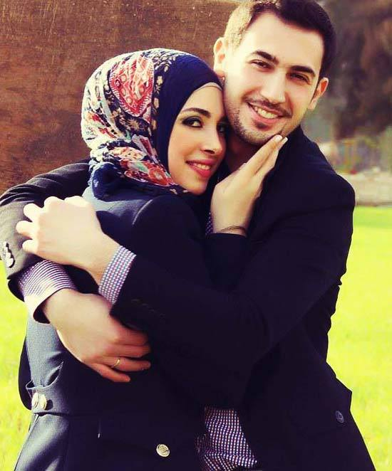 muslim-couple-11 150 Most Romantic and Cute Muslim Couples Pictures Collection