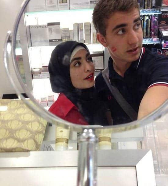 hot muslim couples