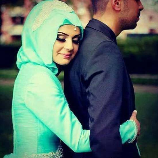 muslim-couple-17 150 Most Romantic and Cute Muslim Couples Pictures Collection