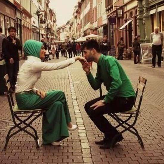 muslim-couple-3 150 Most Romantic and Cute Muslim Couples Pictures Collection
