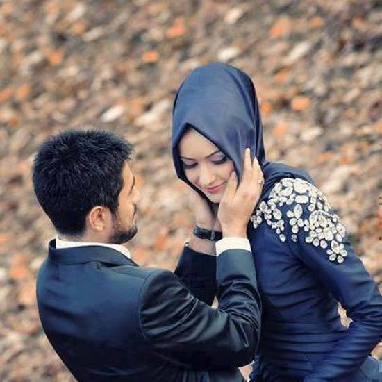 muslim-couple-41 150 Most Romantic and Cute Muslim Couples Pictures Collection