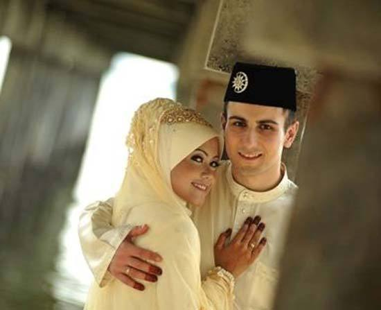 muslim-couple-44 150 Most Romantic and Cute Muslim Couples Pictures Collection