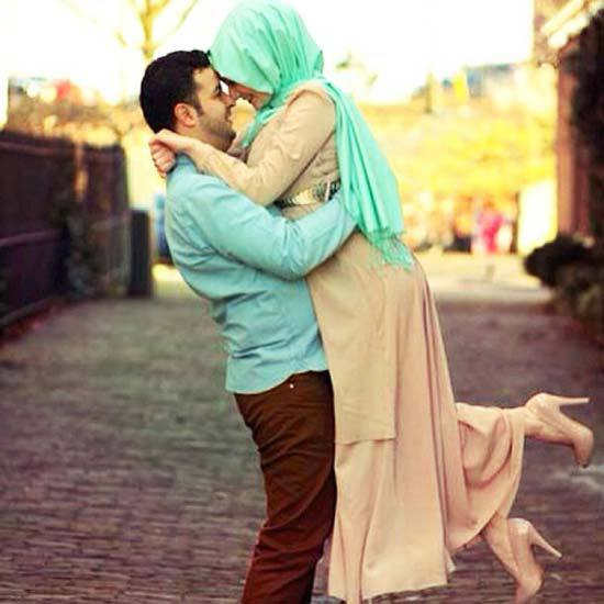 muslim-couple-57 150 Most Romantic and Cute Muslim Couples Pictures Collection