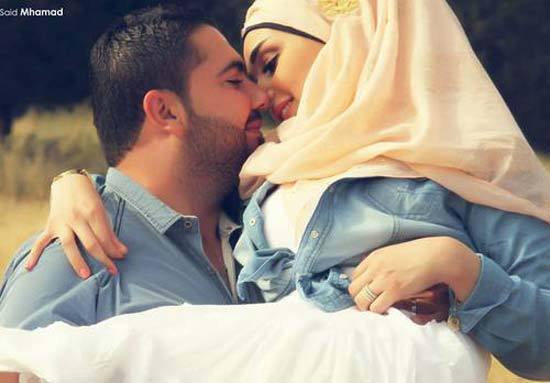 muslim-couple-75 150 Most Romantic and Cute Muslim Couples Pictures Collection
