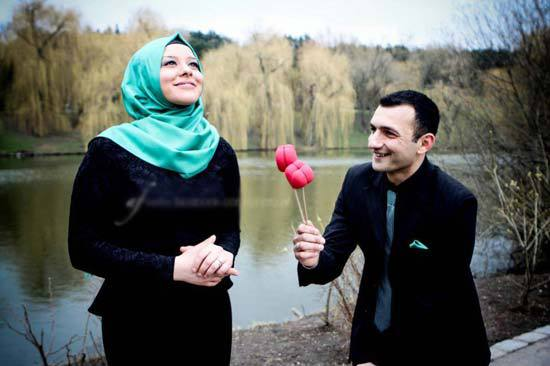 muslim-couple-76 150 Most Romantic and Cute Muslim Couples Pictures Collection