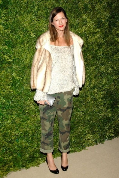 Celebrities Military Style outfit Ideas (2)