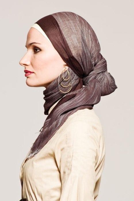 26889a2fdadcaaf3ada8ae9a1dfb1486 Hijab Earring Style - 16 Ideas to Wear Earrings with Hijab