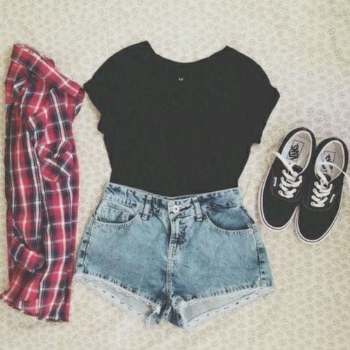 cute outfits for black teen girls (17)