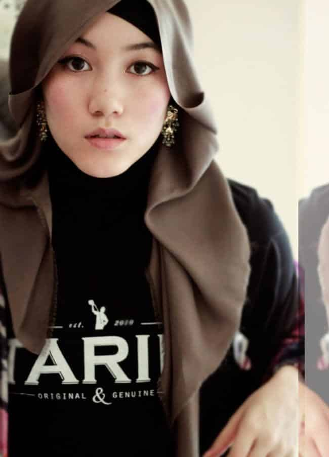 5531b88d26f89187b4732d1d3722ebe9 Hijab Earring Style - 16 Ideas to Wear Earrings with Hijab