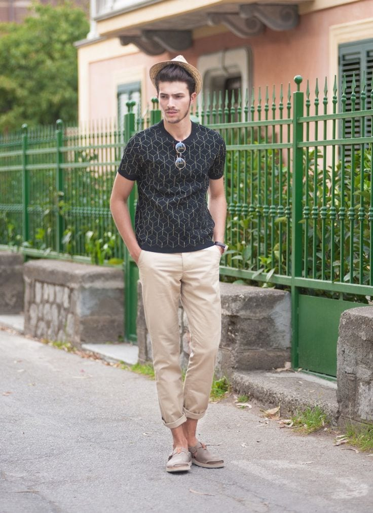 20 Cool Summer outfits for Guys- Menu0026#39;s Summer Fashion Ideas