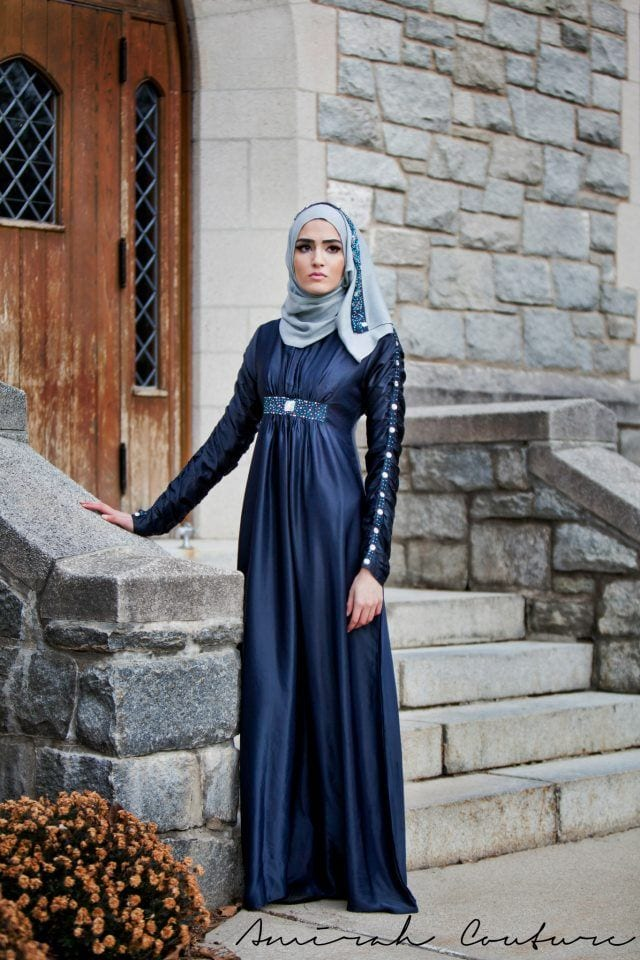 9443597435c49dfabd65d4eccfc9aa93 Hijab Style With Abaya-12 Chic Ways To Wear Abaya With Hijab