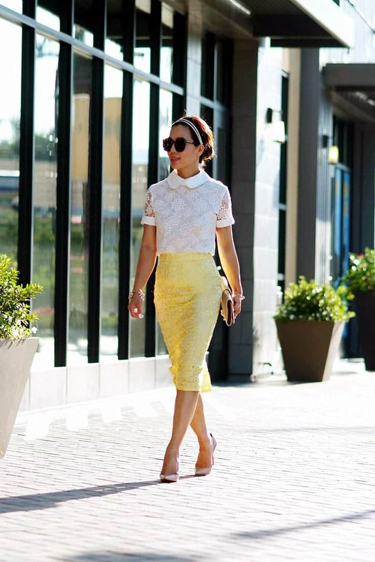 97627ed04155596ecc4043fe992226ba1 20 Ideal Spring Work Wear Outfits For Women for Elegant Look