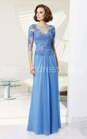 cute mother of bride Dresses (10)