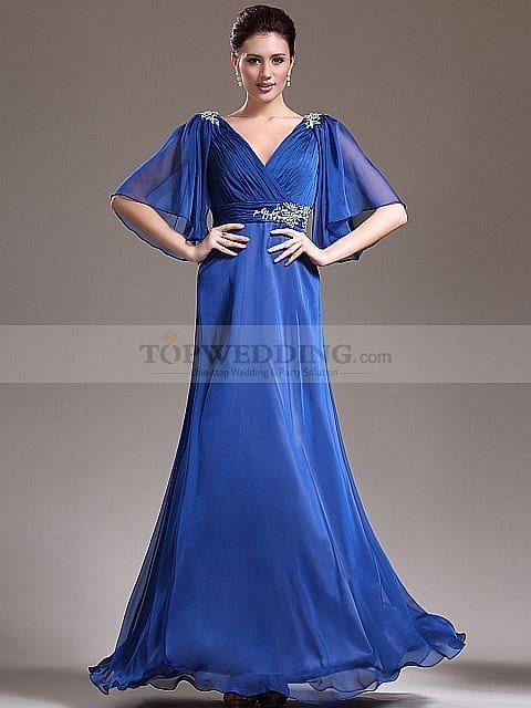 cute mother of bride Dresses (9)