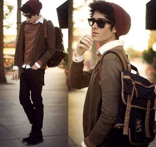 most stylish hipster men (19)