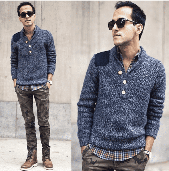Fashionable Hipster Outfits for Guys (11)