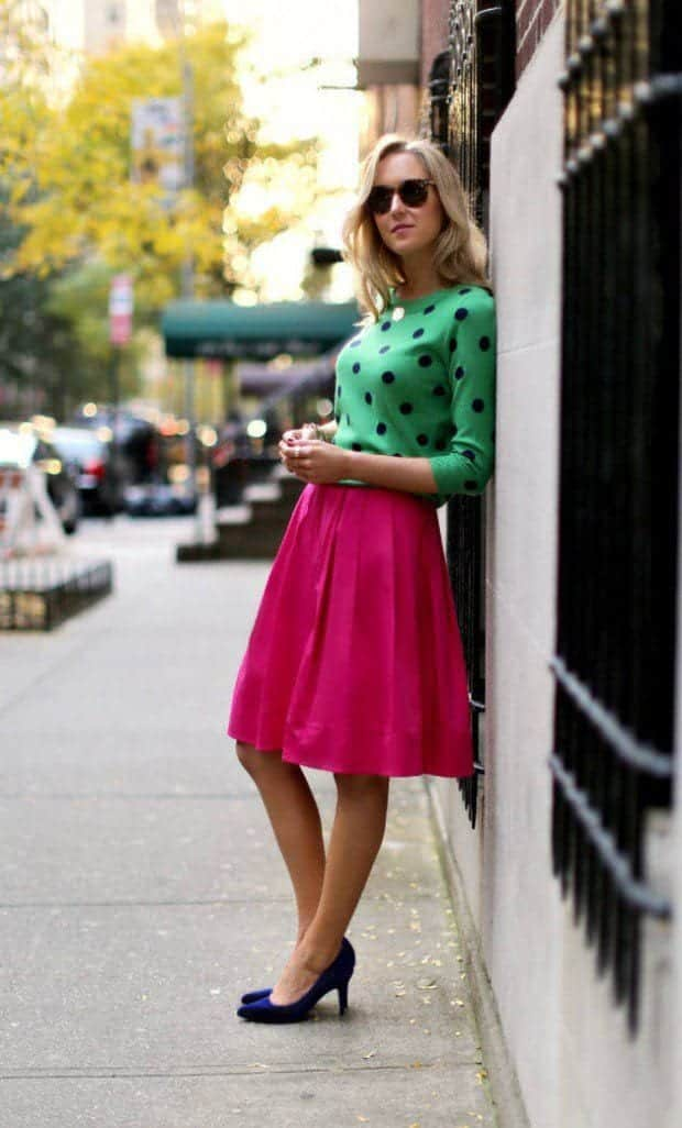 Wear-Green-for-St.-Patrick-Day-16-Stylish-Outfit-Ideas-9-620x1026 16 Cute Green Outfits Combinations for St. Patrick Day
