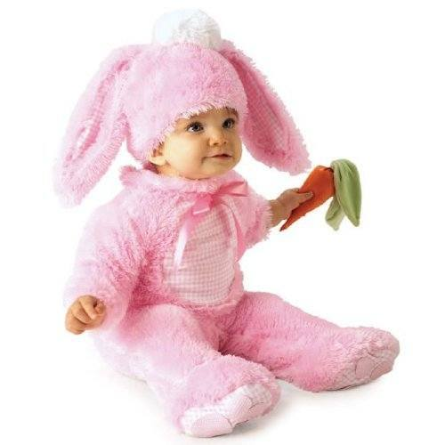 baby-bunny-costume-girl 25 Cute Easter Outfits for Babies and Toddlers This Year