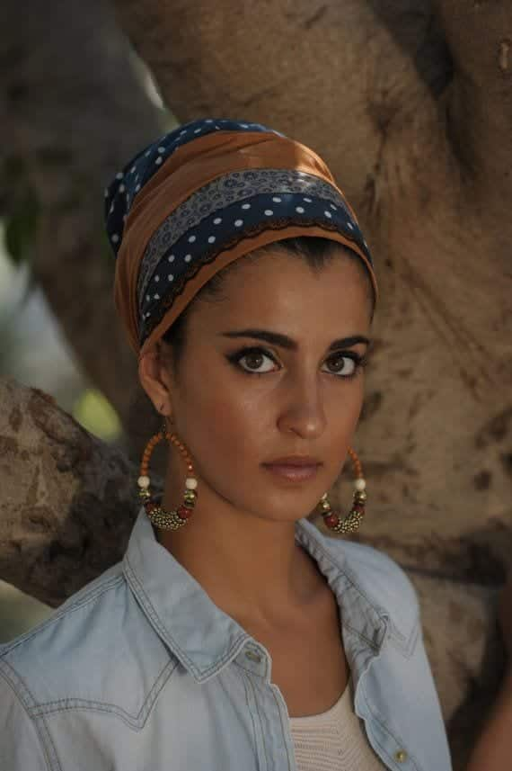 bce5d4b87c93bc1c6d8cdf2a20b1adc6 Hijab Earring Style - 16 Ideas to Wear Earrings with Hijab
