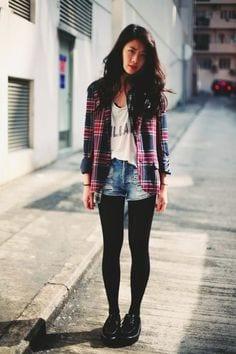 grunge fashion women