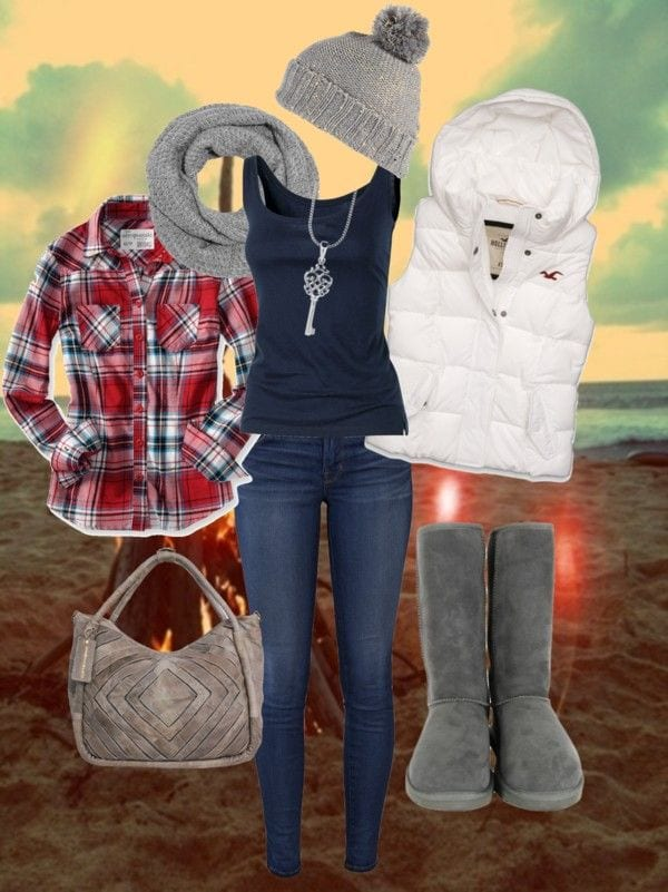 Cute Bonfire Night Outfits ideas (14)