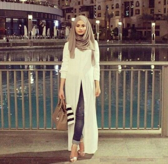 cd2e7fc547f0163415a2a612fa275778 Summer Hijab Style Tips-20 Summer Outfits to Wear with Hijab
