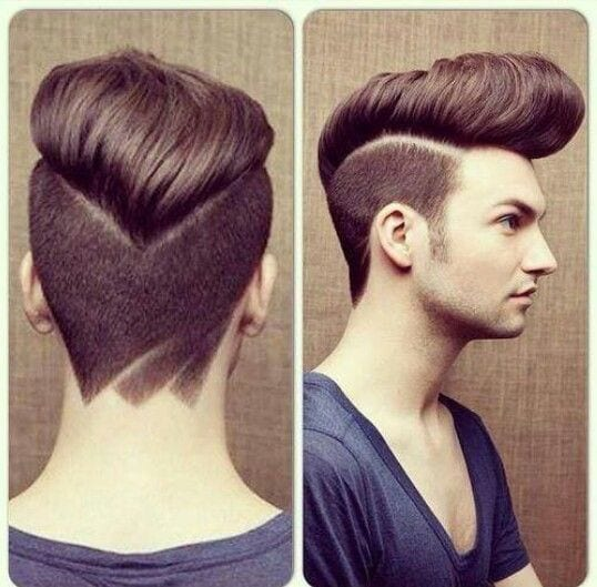 Phenomenal 20 Most Funky Hairstyles For Teen Guys And Men Swag Look Hairstyle Inspiration Daily Dogsangcom