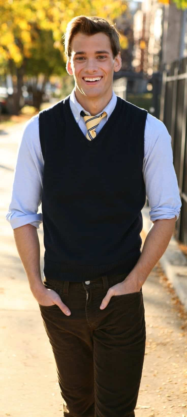 15 smart spring work wear outfits combinations for men