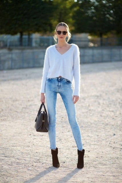 fashionlines-12look-main-single 30 Ideal Shoes to Wear With Skinny Jeans To Rock Your Outfit