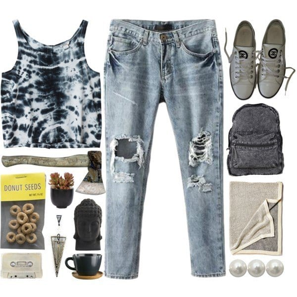 grunge-fashion-outfit-ideas-8 25 Cute Grunge Fashion Outfit Ideas to Try This Season