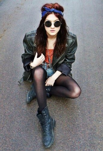 grunge-girl-343x500 25 Cute Grunge Fashion Outfit Ideas to Try This Season