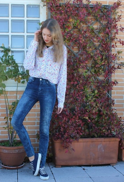 hm-floral-mulaya-pinklook-main-single 30 Ideal Shoes to Wear With Skinny Jeans To Rock Your Outfit