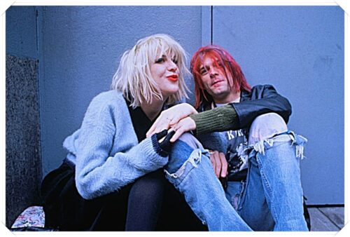 kurt-cobain-and-courtney-love-500x338 25 Cute Grunge Fashion Outfit Ideas to Try This Season
