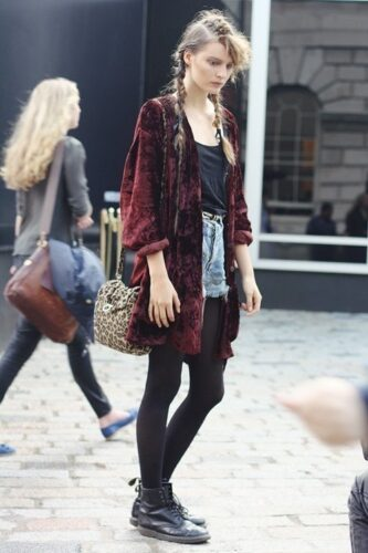 large-333x500 25 Cute Grunge Fashion Outfit Ideas to Try This Season