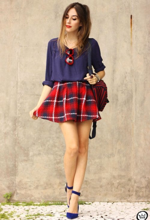 cute preppy outfits for girls (6)