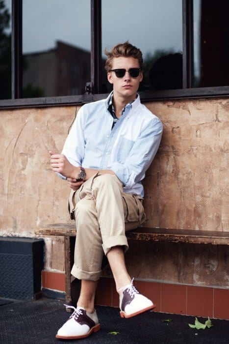 tumblr_mibrv4Pfql1r7o88ao1_500 How to Dress Preppy for Men -15 Best Preppy Outfits for Guys