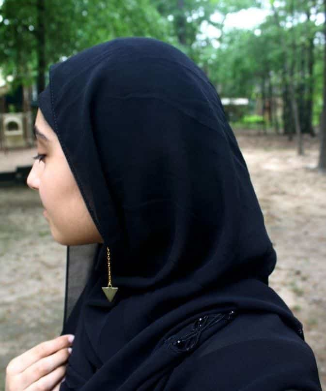 Earrings with Hijab (6)