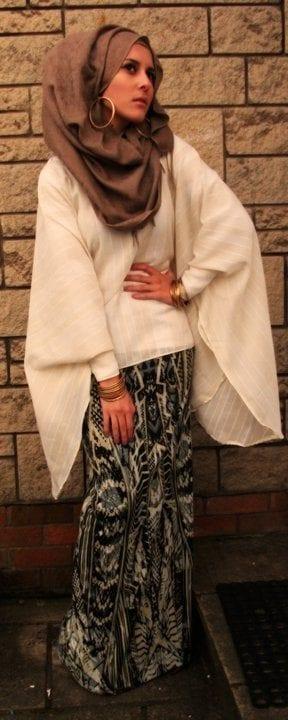 362d8b61555f52621ed4714b4c765154 Hijab Earring Style - 16 Ideas to Wear Earrings with Hijab