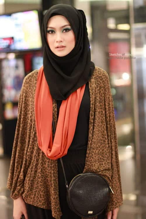 Hijab With Infinity Scarf Simple Ways To Wrap And Wear It