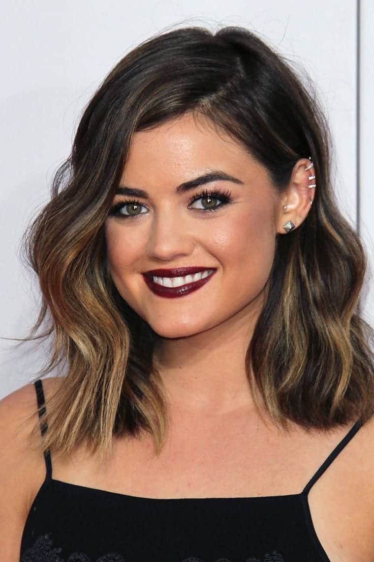 Short Hairstyles 2017 2018: 25 Stunning Ideas To Wear Earrings With Short Hair