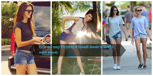 cute pictures of kendall Jenenr