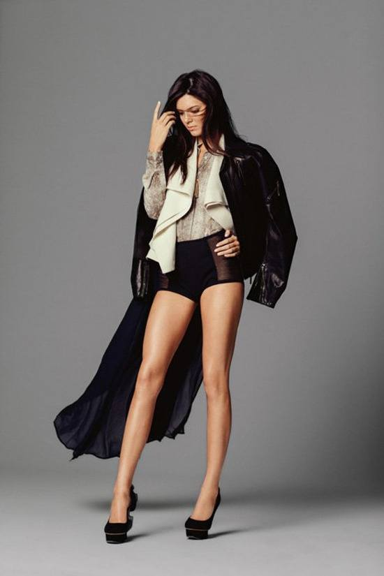 d19257fb35bfc5d379dafb409bcf84f71 Kendall Has 80 Shorts and This is How Kendall Wears These Shorts
