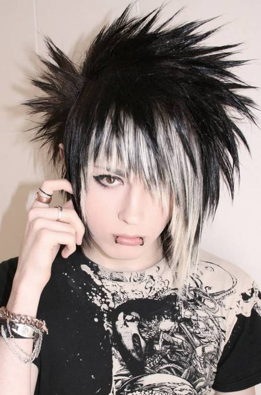 Fantastic Top 12 Emo Hairstyles For Guys Trending These Days Hairstyle Inspiration Daily Dogsangcom