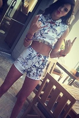 fae038022aafebf7d799622ba654d1911 Kendall Has 80 Shorts and This is How Kendall Wears These Shorts