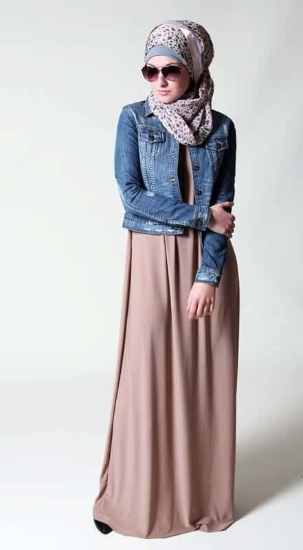 fd32737b4a57c8a7a4e7f5b8d17e6b0e Hijab Maxi Style- 20 Cute Ways To Wear Hijab With Maxi Dress
